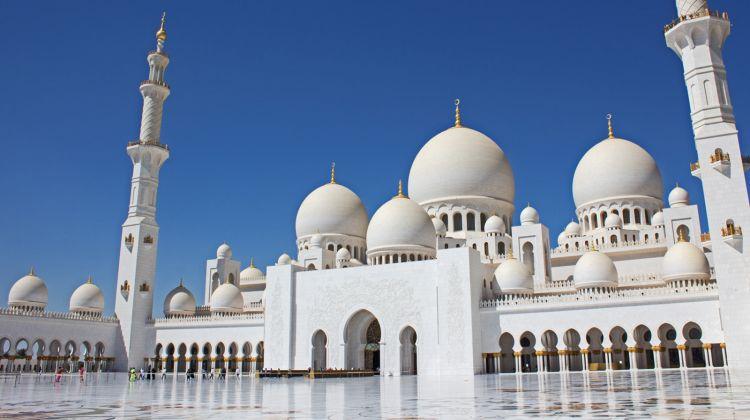 Admire Abu Dhabi: City Tour