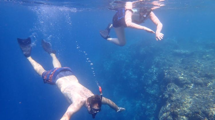 Adventure in Bali and Java