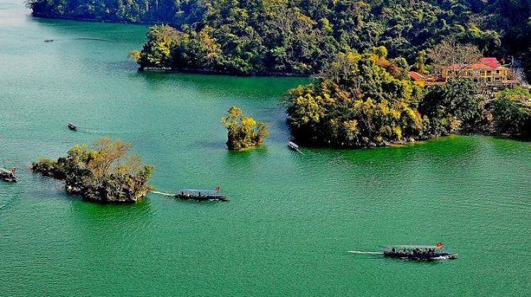 Adventure In Ban Gioc Waterfall - Ba Be Lake - Halong Bay 5 Days 4 Nights