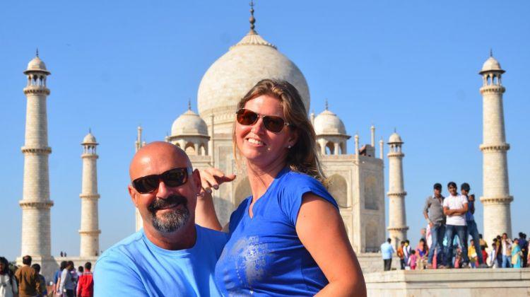 Agra Heritage Tour with Taj Mahal