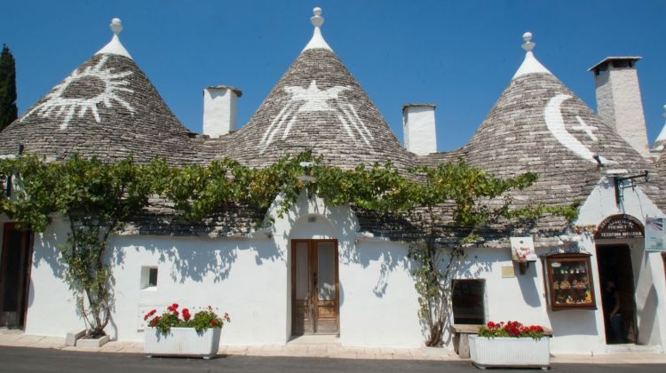 Alberobello's trulli:  walking tour