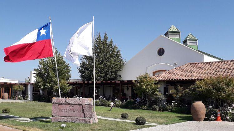 Algarrobo, Isla Negra & Winery Full-Day Private Tour