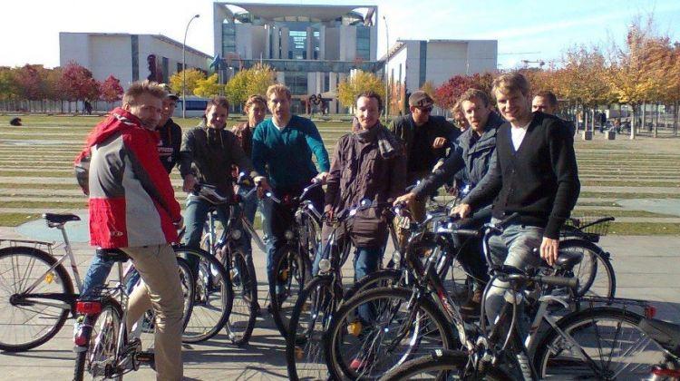 All-In-One Bike Tour Through Berlin