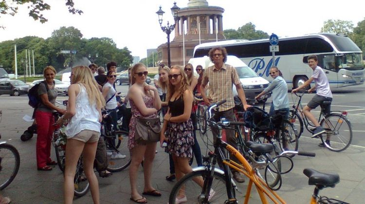 All-In-One Bike Tour Through Berlin