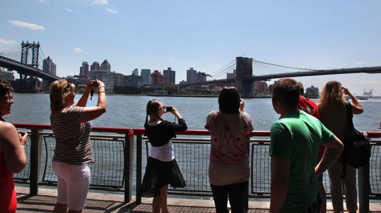 All in One Day New York with 8 Guided Stops!