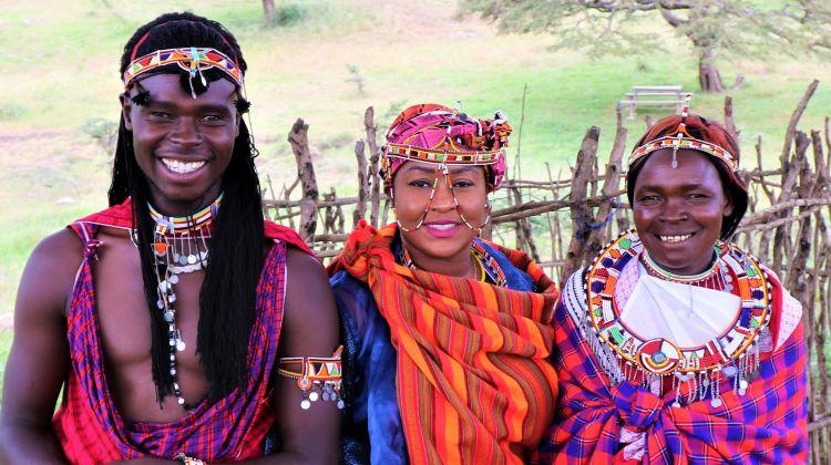 All Things Maasai