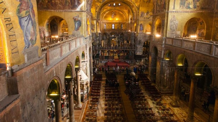 Alone in St. Mark's Basilica & Doge's Palace