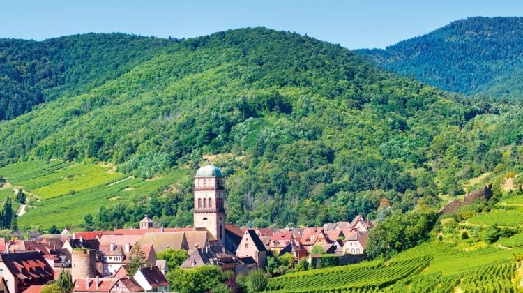 Alsace: land of tradition and gastronomy (port-to-port cruise)