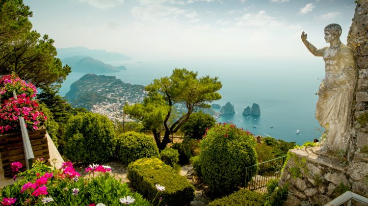 Amalfi and Sorrento Coast to Coast Walking Holiday by The Natural ...