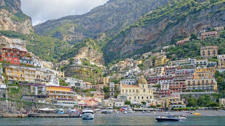 Amalfi coast tour: positano, amalfi, ravello