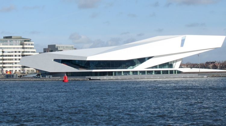 Amsterdam Contemporary Private Walking Tour
