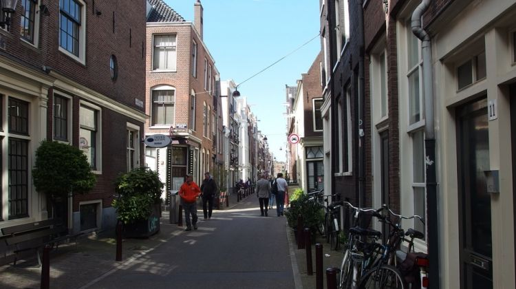 Amsterdam's Jordaan District Walking Tour