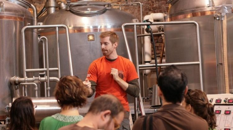 An Insider Look at Brooklyn Breweries