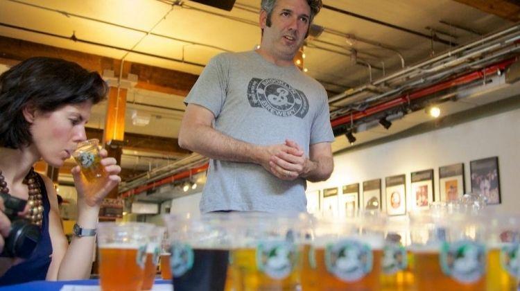 An Insider Look at Brooklyn Breweries