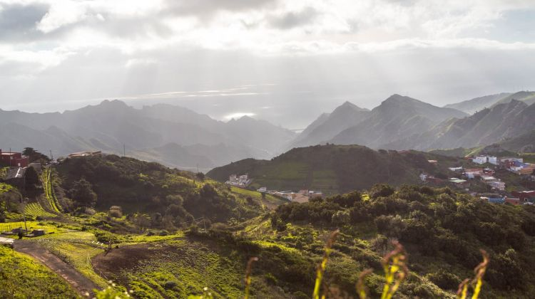 Anaga's breathtaking trails with three course lunch