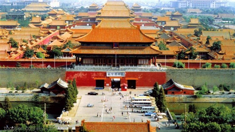 Ancient Beijing and New Olympic Group Tour