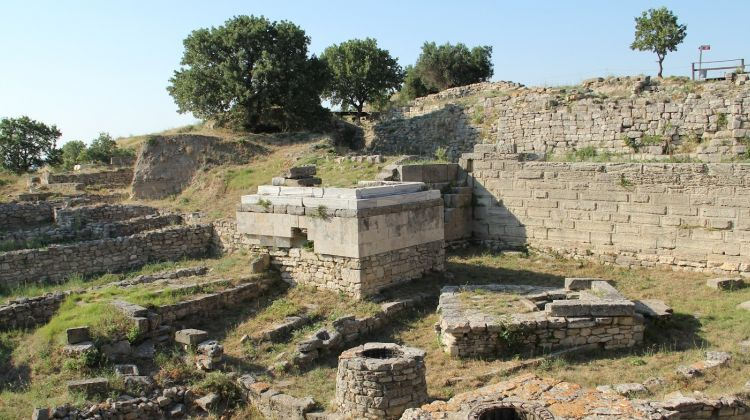 Ancient city of troy tour from/to istanbul