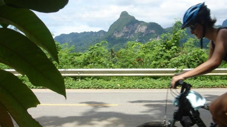 Andaman bike adventure