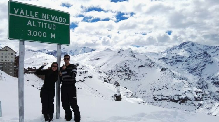 Andes Mountain Ski Centers Full day Experience