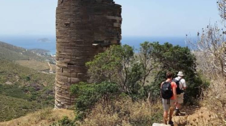 Andros Trail Self Guided Walk