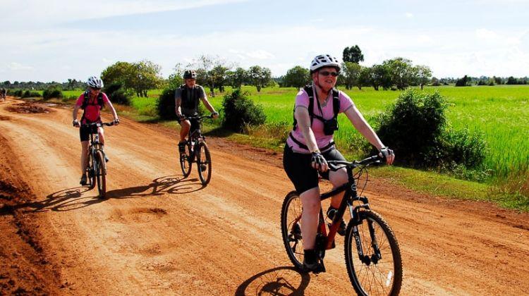 Angkor Cycling Adventure