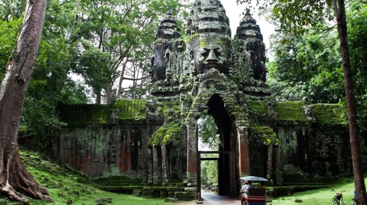 Angkor Temples & Lost City Of Ta Prohm, Private Tour