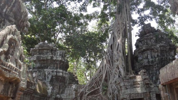 Angkor Wat Adventure 5D/4N (Phnom Penh - Phnom Penh)