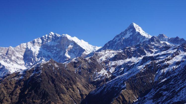 Annapurna & Dhaulagiri Trek