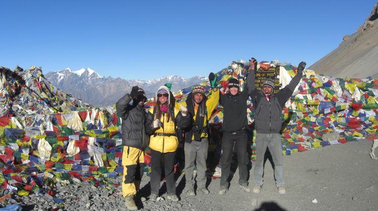 Annapurna Base Camp/PoonHill Trekking