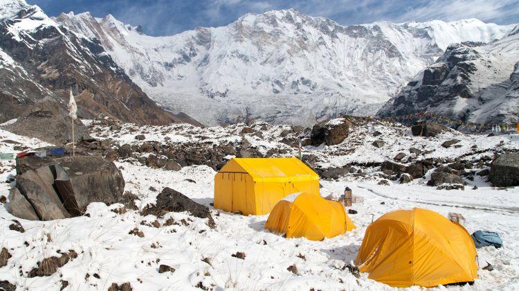 Annapurna Base Camp Trek: 11 Days
