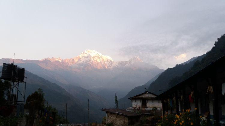 Annapurna Base Camp Trek - 9 Days