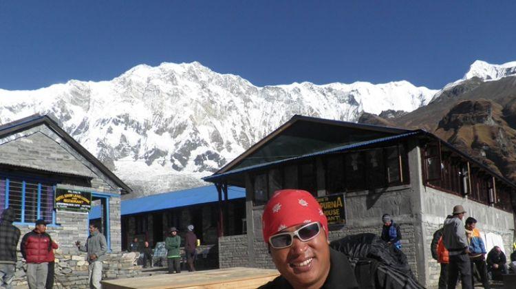 Annapurna Base Camp Trek -  Fixed Group Departure