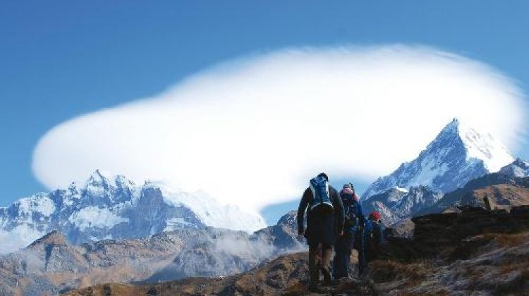Annapurna Base Camp Trek in Comfort