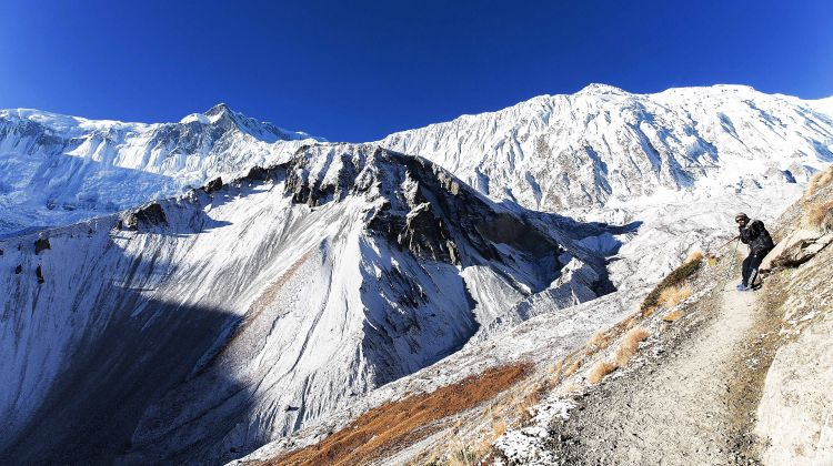 Annapurna Circuit Trek: Eighteen Days