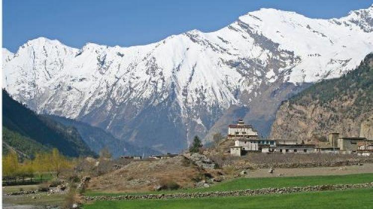 Annapurna Circuit via Kang La and Nar