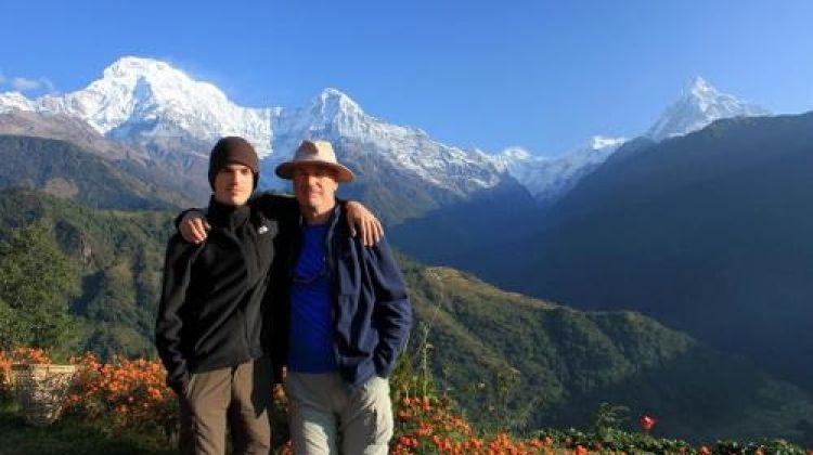 Annapurna Family Adventure in Comfort