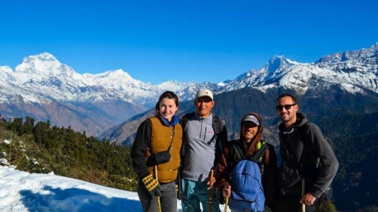 Annapurna Poon Hill Trek 5D/4N