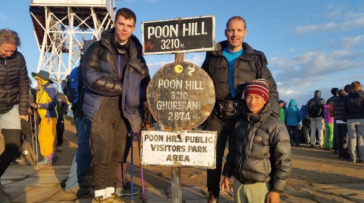 Annapurna Poonhill Trekking