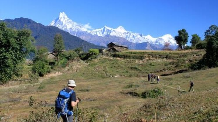 Annapurna Trek in Comfort