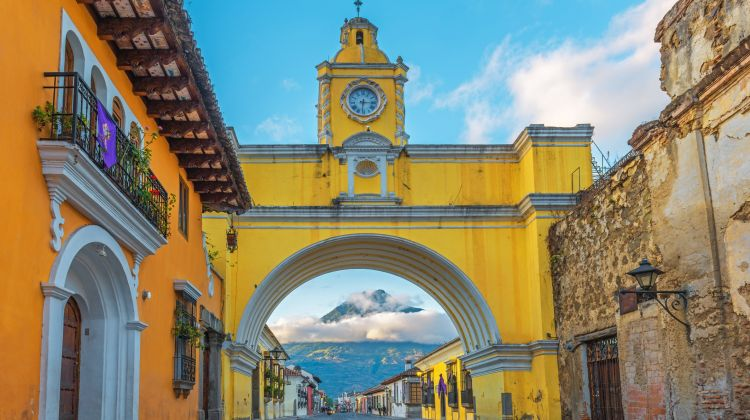 Antigua  City Tour