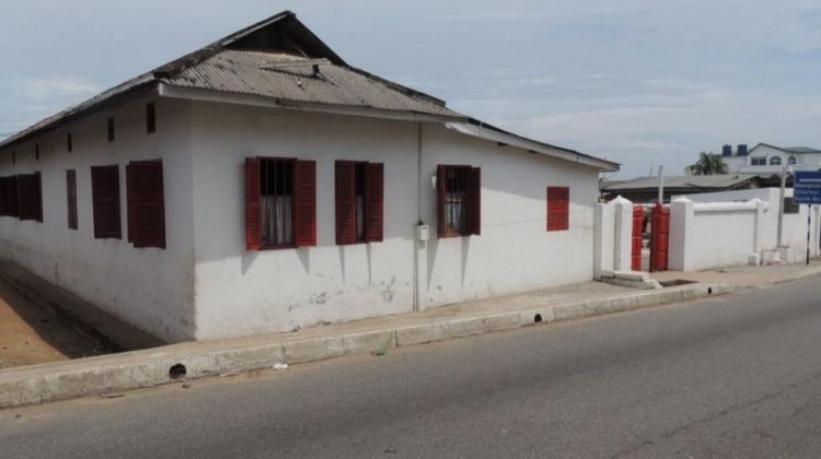 Architectural Tour of Accra