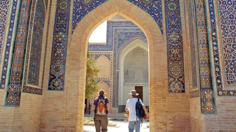 Ashgabat to Tashkent