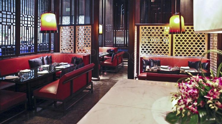 "Asian Unique Experience ""HAKKASAN"" at Emirates Palace"