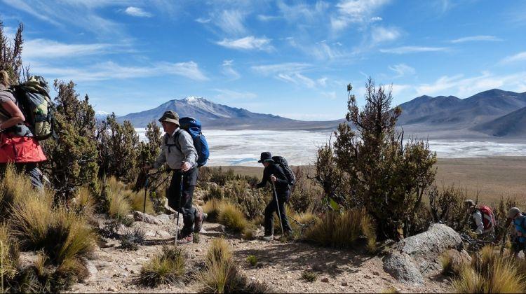 trekking an adventure