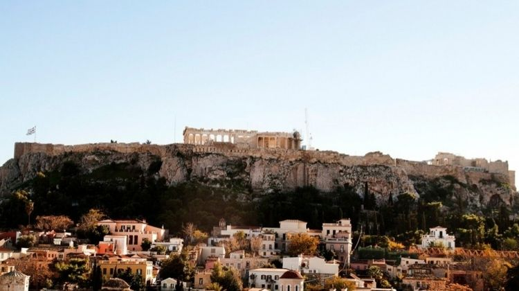 Athens: The Ancient and the Modern