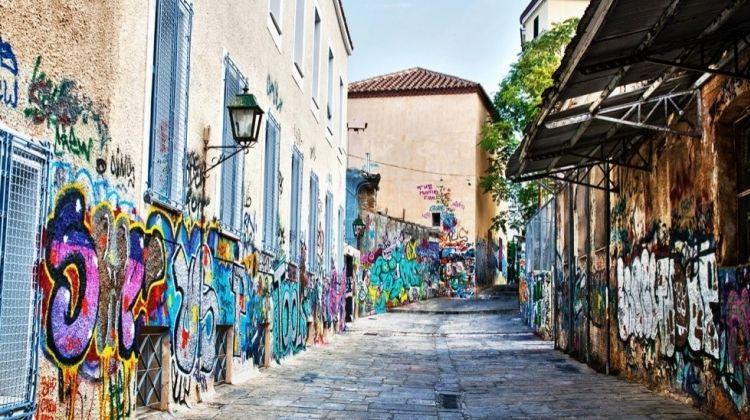 Athens Walking Tour