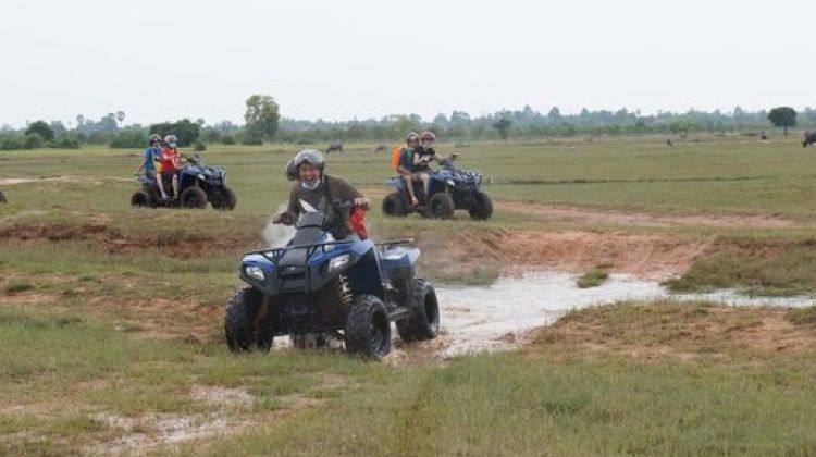 ATV Tour - A full Day of ATV Riding