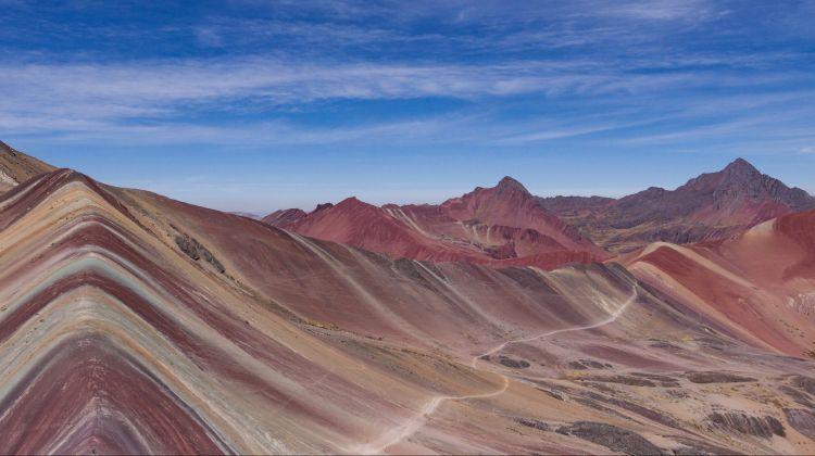 Ausangate And Rainbow Mountain Trek