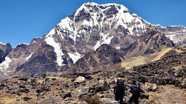 Ausangate & Rainbow Mountain Trek