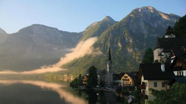 Austrian Lake District and Dachstein Alps